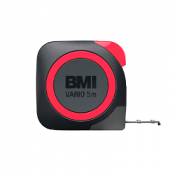 Ruleta BMI VARIO Standard,  lungime banda 5m,  latime banda 16mm