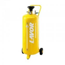 Nebulizator SPRAY NV50 pentru detergent degresant,  butelie 50 litri din otel vopsit,  LAVOR
