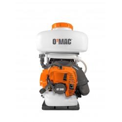 Atomizor O-Mac AT340,  putere motor 3.4CP