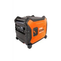Generator de curent monofazat cu regulator de tensiune,  O-Mac GTI7000,  3.5kW,