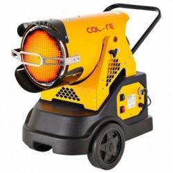 Incalzitor cu raze infrarosii MINISTAR CALORE, putere calorica 25,8kW, motorina, alimentare 230V