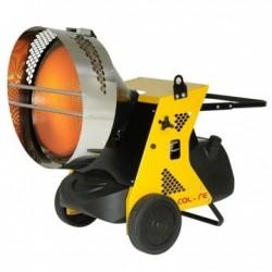 Incalzitor cu raze infrarosii, STAR-2 CALORE, putere calorica 45,5kW, alimentare 230V, motorina