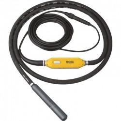 Vibrator de inalta frecventa Wacker IRFU58, diametru cap vibrare 58mm, tensiune alimentare 220V