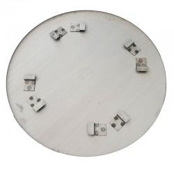 Disc flotor 750mm BETON TROWELL,  thick,  cu margine in unghi 90 grade