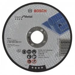 Disc taiere otel EXPERT 125x22.2x2.5mm,  BOSCH,  2608600394