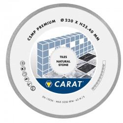Disc diamantat CSMP250400 Premium 250/25.4mm,  BATTIPAV,  gresie portelanata,  piatra naturala,  marmura