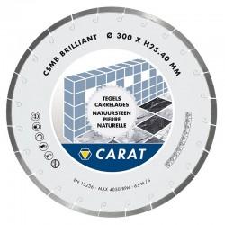 Disc diamantat CSMB3004D0 Brilliant 300/25.4mm,  BATTIPAV,  gresie portelanata,  marmura,  granit