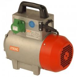 Convertizor electric STRONG SK12T,  alimentare 400V,  putere 1.2kVA,  curent debitat 16.5A,  1 priza
