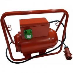 Convertizor electric STRONG SK25TT,  alimentare 400V,  putere 2.5kVA,  curent debitat 34.4A,  2 prize