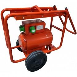 Convertizor electric STRONG SK30TC,  alimentare 400V,  putere 3.0kVA,  curent debitat 41.2A,  3 prize