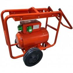 Convertizor electric STRONG SK40TC,  alimentare 400V,  putere 4.0kVA,  curent debitat 55A,  3 prize