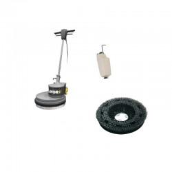 Monodisc SDM-R 45G 16.2-130 LAVOR,  pt curatat podele din PVC,  cauciuc si sintetice,  1300W