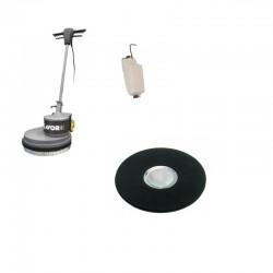 Monodisc SDM-R 45G 16.8-160 LAVOR,  pt slefuirea podelelor din lemn si ciment lucios,  1600W