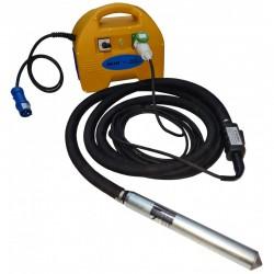 PACHET - Lance vibratoare VS600 diametru 50mm si convertizor SK1M STRONG,  carcasa ABS,  230V
