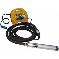 PACHET - Lance vibratoare VS600,  cap vibrare 50mm si convertizor SK1, 5M STRONG,  carcasa ABS,  230V