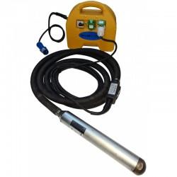 PACHET - Lance vibratoare VS800,  cap vibrare 66mm si convertizor SK1, 5M STRONG,  carcasa ABS,  230V