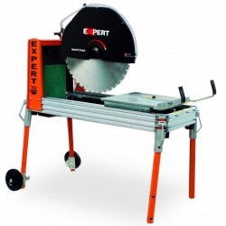 Masina de taiat caramida EXPERT 700 BATTIPAV,  lungime taiere 550mm,  disc 700mm,  adancime 270mm,  alimentare 230V