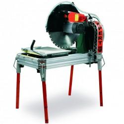 Masina de taiat caramida EXPERT 700 BATTIPAV,  lungime taiere 550mm,  disc 700mm,  adancime 270mm,  alimentare 400V