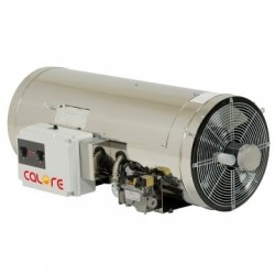 Tun de caldura suspendat cu ardere directa GA100C CALORE, putere 100,3kW, debit aer 5100mcb/h, propan