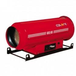 Tun de caldura suspendat cu ardere directa GE/S 65 CALORE, putere 69,3kW, debit aer 2975mcb/h, motorina