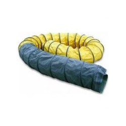 Tubulatura flexibila din PVC ACC11 Calore, lungime 6m, diametru 400mm