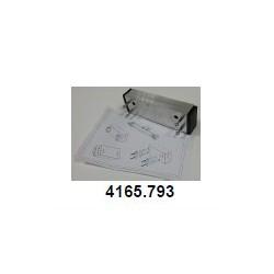 Kit fixare pe perete, demontabil, Master, cod. 4165.793