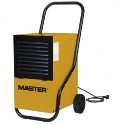Dezumidificator aer DH752 MASTER, capacitate dezumidificare 46.7 litri/zi, debit aer 350mcb/h, 230V