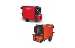 Generatoare caldura mobile de mare capacitate